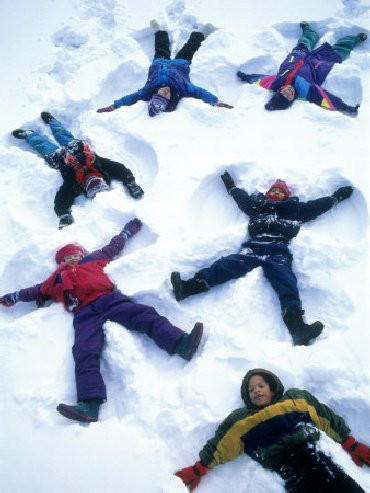 Snow-angels