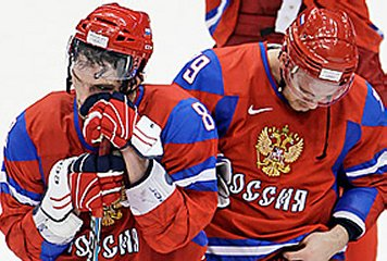 Russia-hockey
