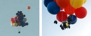 Balloon-cross