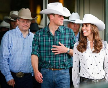 Royalty In Cowboy Hats Cave News