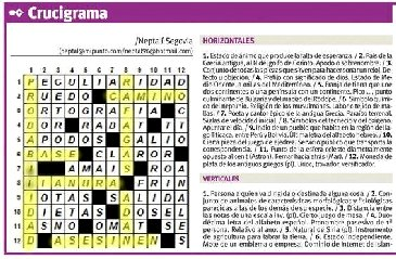 1-crossword