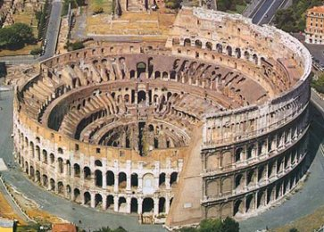 First It Was The Tower Of Pisa Now The Colosseum In Rome