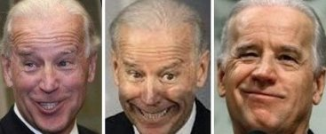 Biden-collage