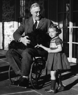 Fdr-wheel-chair