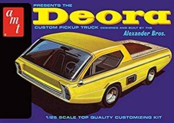 Dodge deora AMT kit