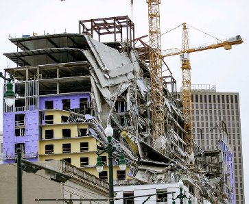 Collapse-NO-hotel