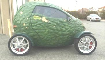 Avacado-car2