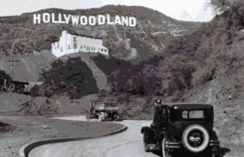 Hollywood=sign