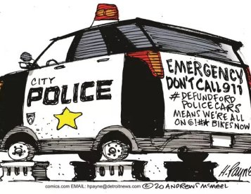 Defunded-police-car