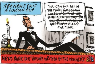 Lincoln-clip-toon
