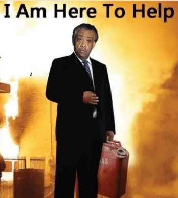 He is here to help
