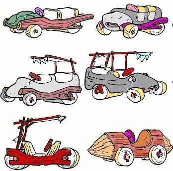 Flintstones-cars